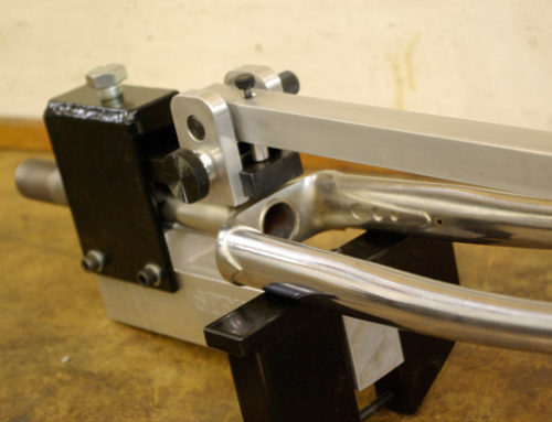 Frame and Fork Alignment Fixtures